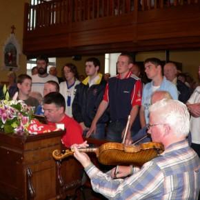 Liturgical Music: Cór Chúil Aodha & Maynooth College Chapel Choir