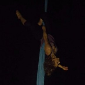 New video of Tash Bourke's Aerial Performance