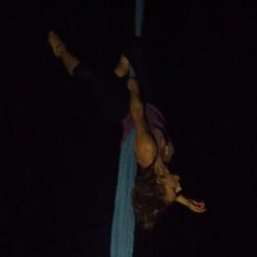 New video of Tash Bourke's Aerial Performance
